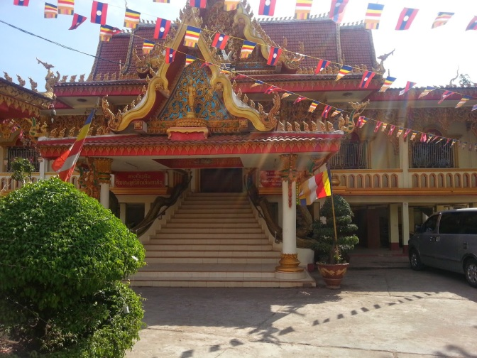 Vientiane (part two)- 6th to 15th November