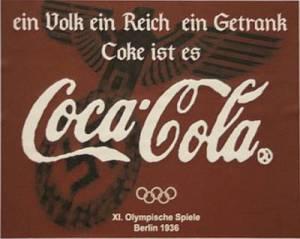 Coca-Cola uber alles