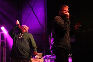Killer mike (left) and El-P