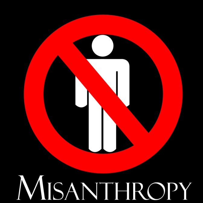 Music Monday Mixtape- Misanthropy (It's in the air for you and me)