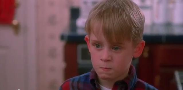 Christmas- Home Alone, ruined forever?