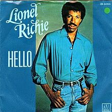 Now This Probably Isn't What Anyone Would Call Music 4 – Lionel Richie
